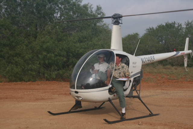 Helicopter Survey